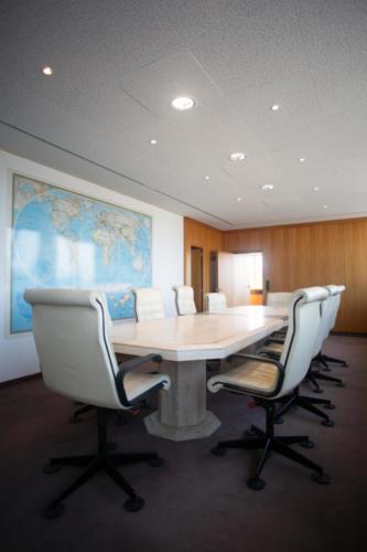 Sitzungszimmer Bürokomplex
